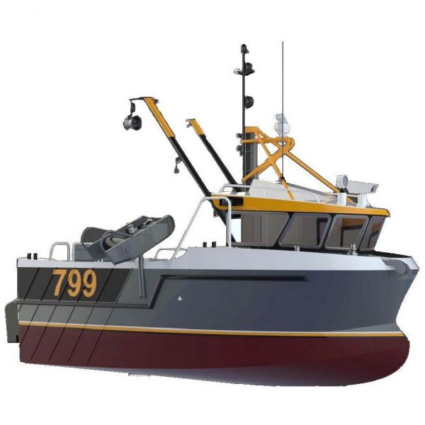 Silverviking Fisher 799
